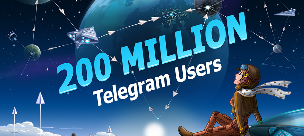 200,000,000 users