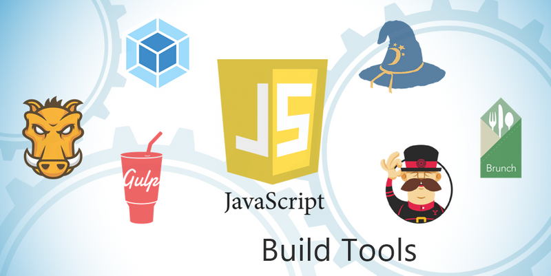 JavaScript Build Tools and Automation Systems - Dashbouquet